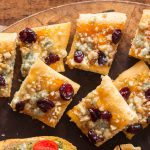 5-Ingredient Blue Cheese Walnut Flatbread