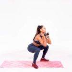 Get a Full-Body Workout in Only 5 Minutes With Kelsey Wells' Dumbbell Routine