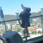 23-Year-Old Woman Practicing Dangerous Yoga Pose on Balcony Ledge Plunges 80 Feet and Survives